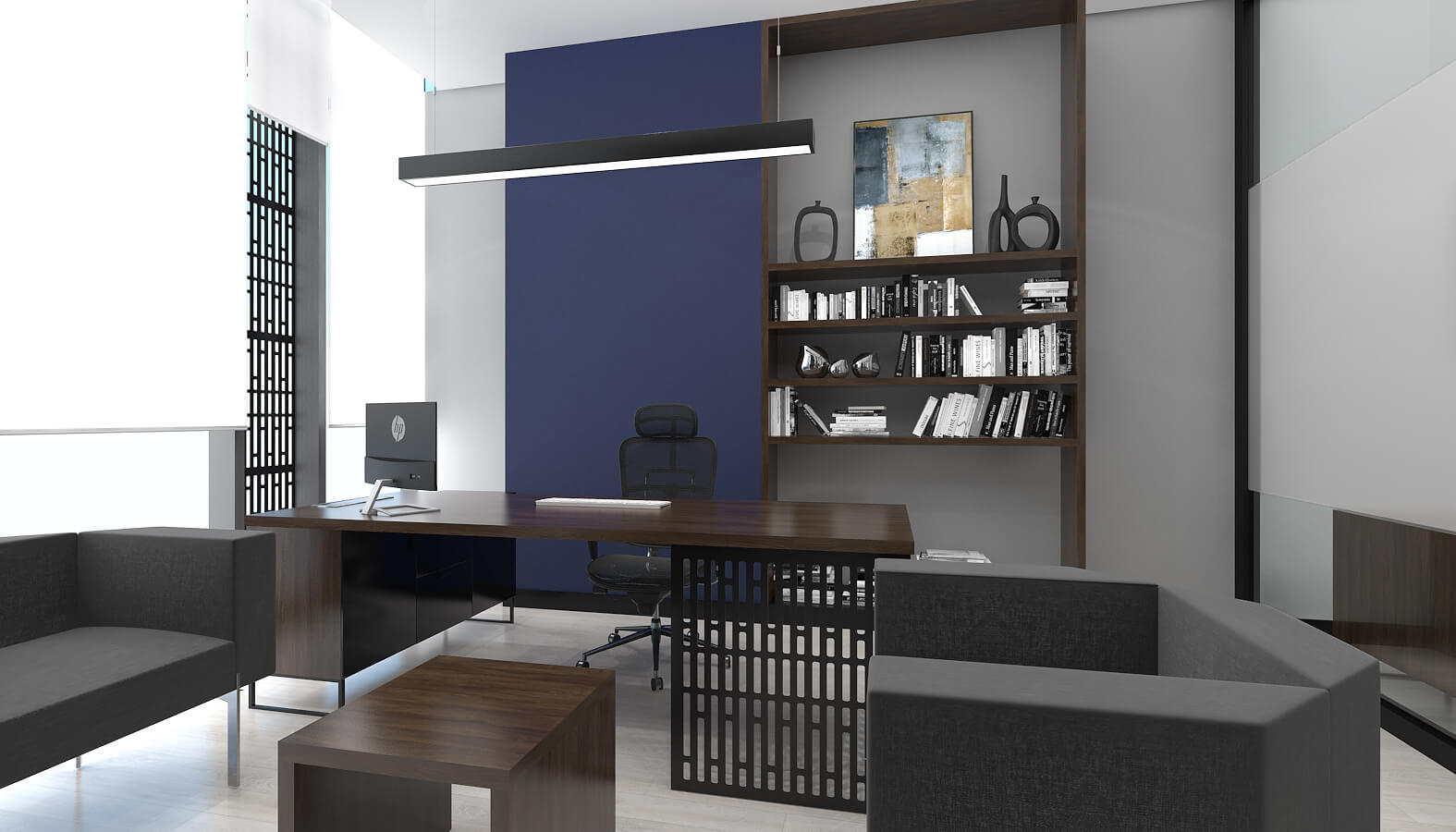 TV ON, Offices