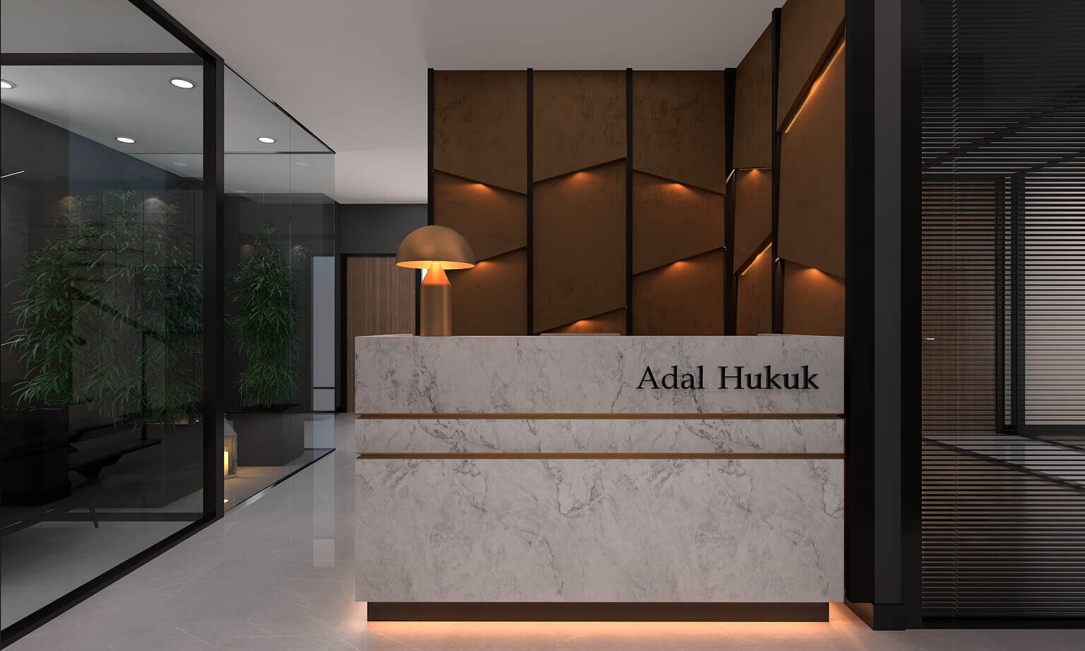 Adal Law Office, Offices
