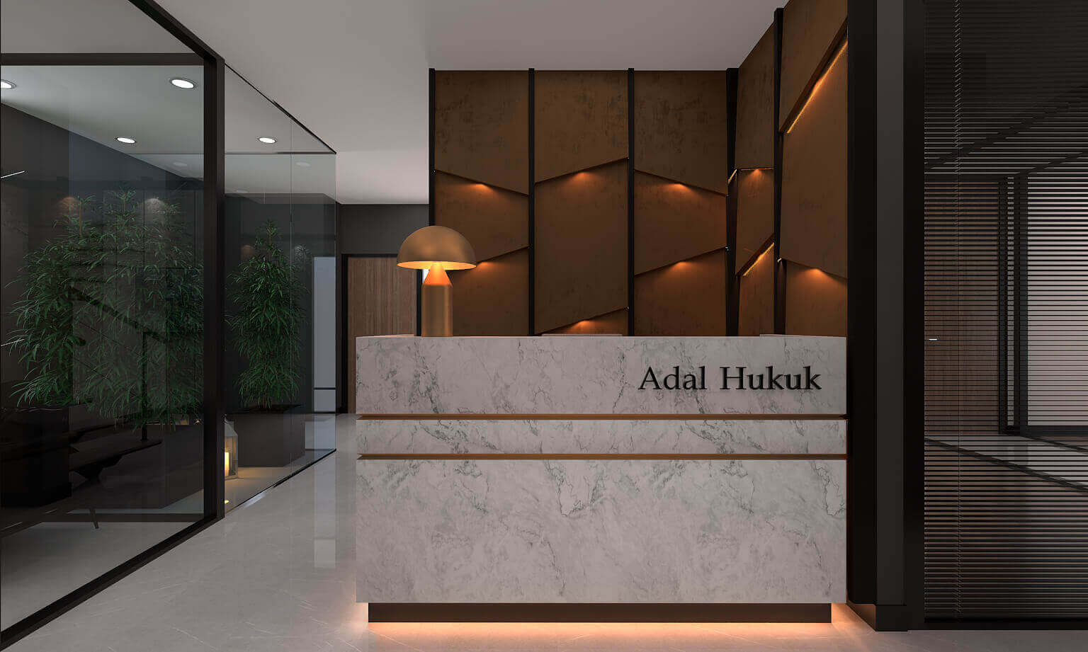 office design 3807 Adal Law Office Offices