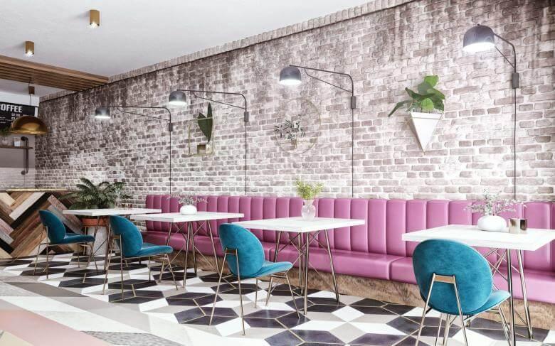 restaurant interior design 3814 Dok Bi'lokma Restaurants