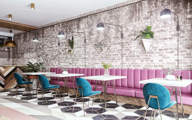 Restaurant interior design Dok Bi'lokma