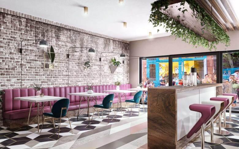 restaurant interior design 3815 Dok Bi'lokma Restaurants