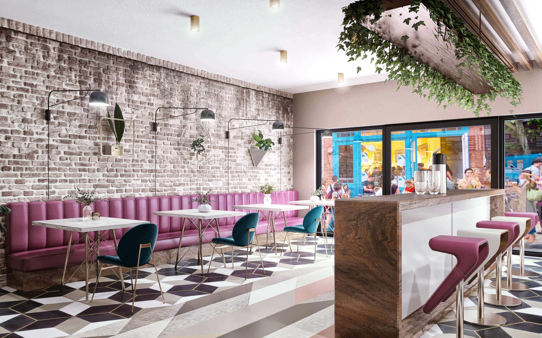 restaurant interior 3815 Dok Bi'lokma Restaurants