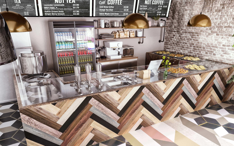 restaurant interior design 3819 Dok Bi'lokma Restaurants
