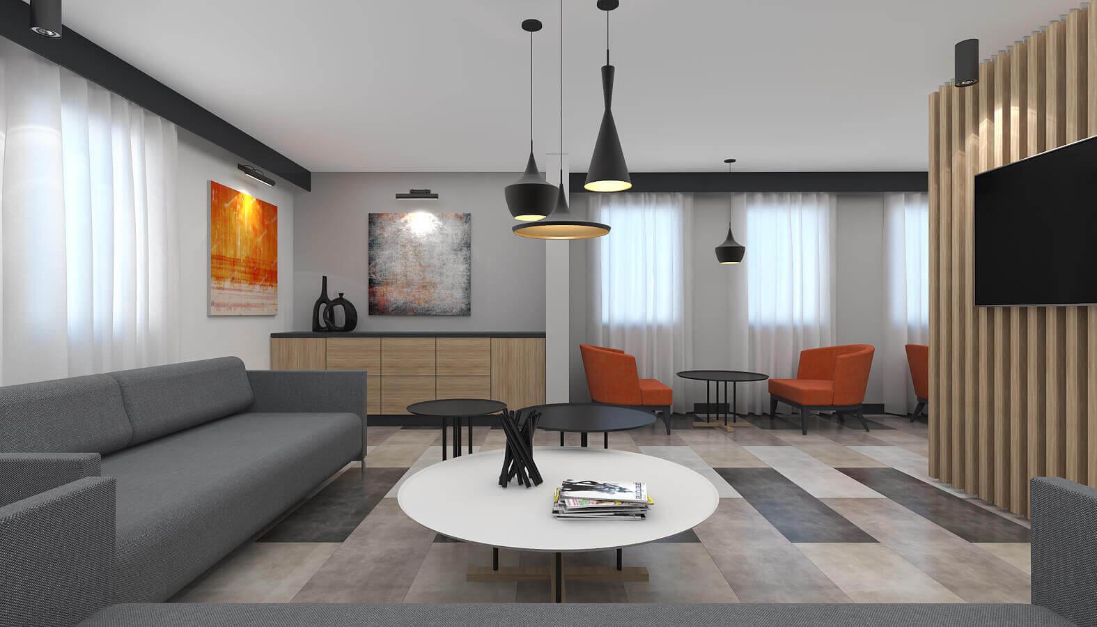 Lobby design 3822 Leo Hotels