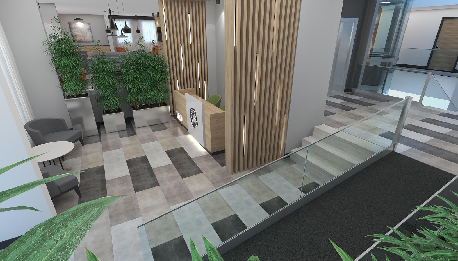 Hotel Architecture and Interior Design Leo