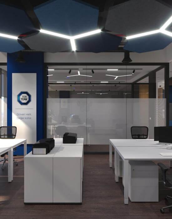 office decoration 3835 Tuvturk Ankara Office