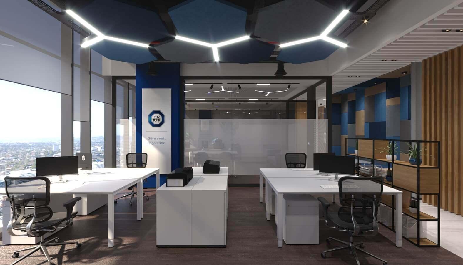 office decoration 3835 Tuvturk Ankara Office Offices