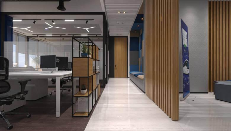 office project  3836 Tuvturk Ankara Office Offices