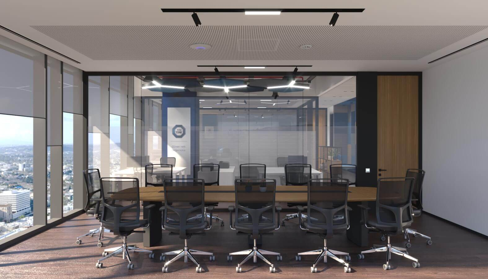 3838 Tuvturk Ankara Office Offices