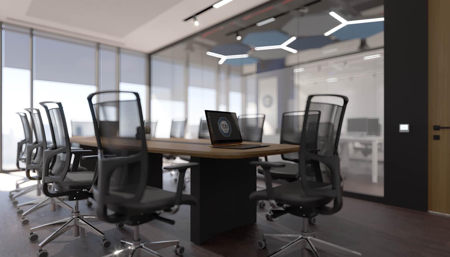 office design 3840 Tuvturk Ankara Office Offices