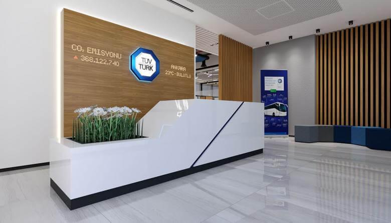 office project  3846 Tuvturk Ankara Office Offices