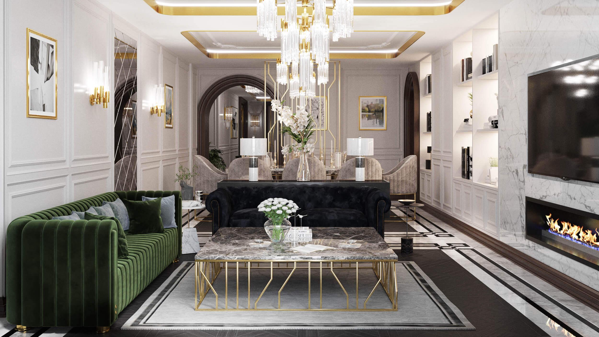 home inspiration 3858 IK Flat Residential