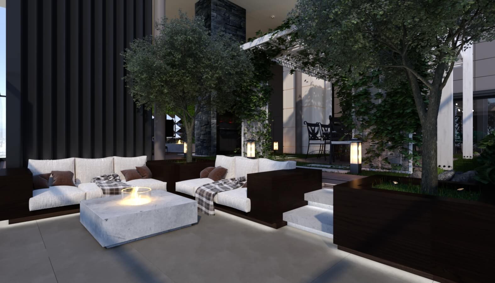 Teona Ümitköy 3883 IK Flat Residential