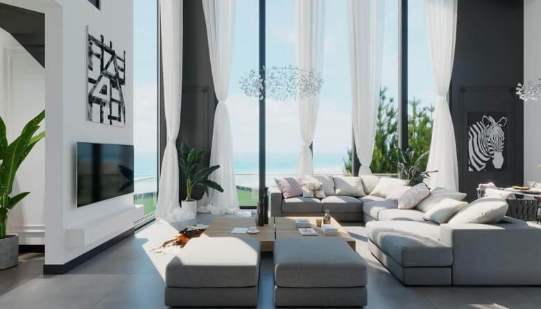 Antalya 3906 NC House Residential