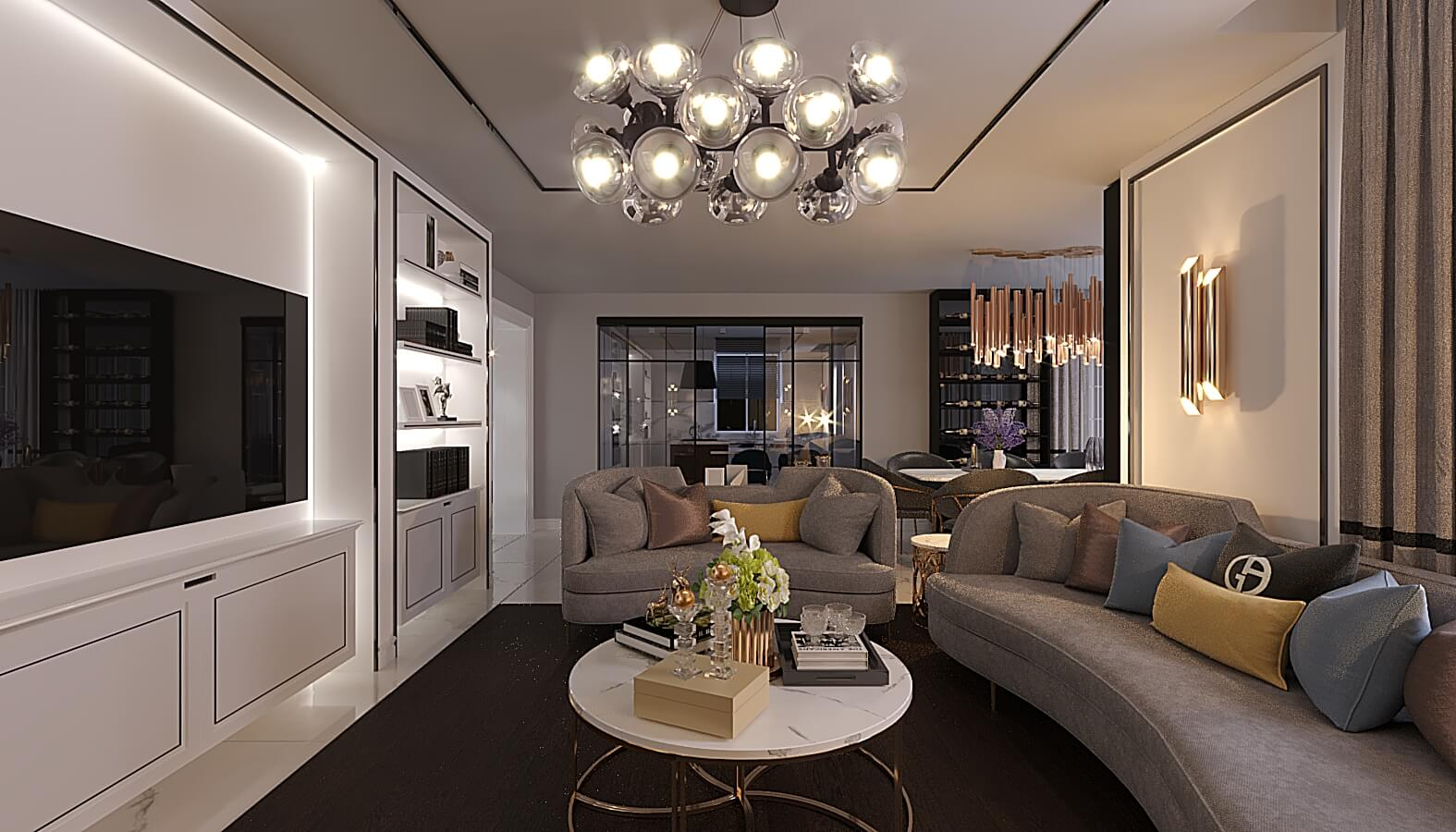 home inspiration 4005 BEA Konutu Residential