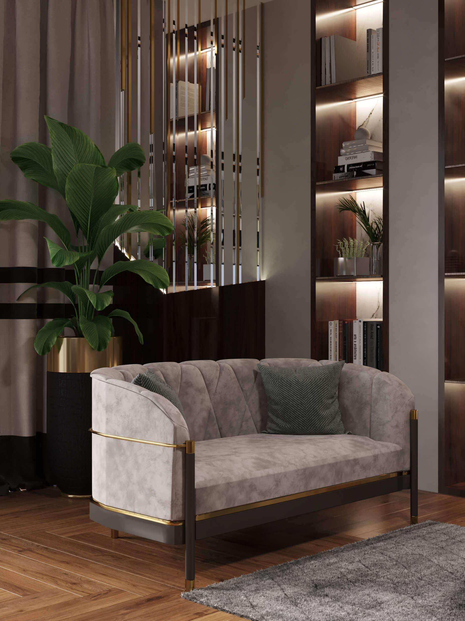 Natamam villa design 3951 TS Apartment Residential