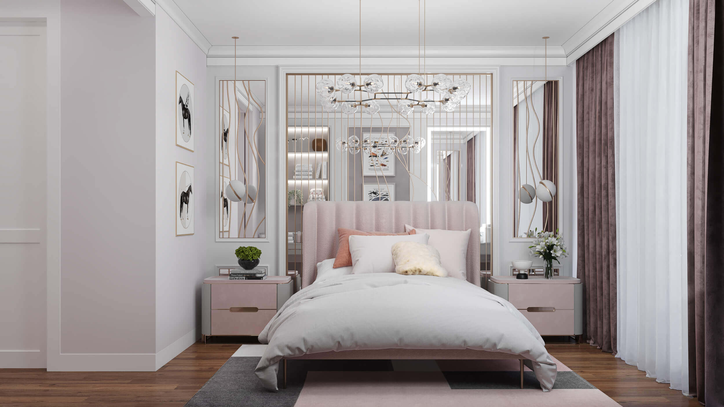 home inspiration 3957 TS Apartment Residential