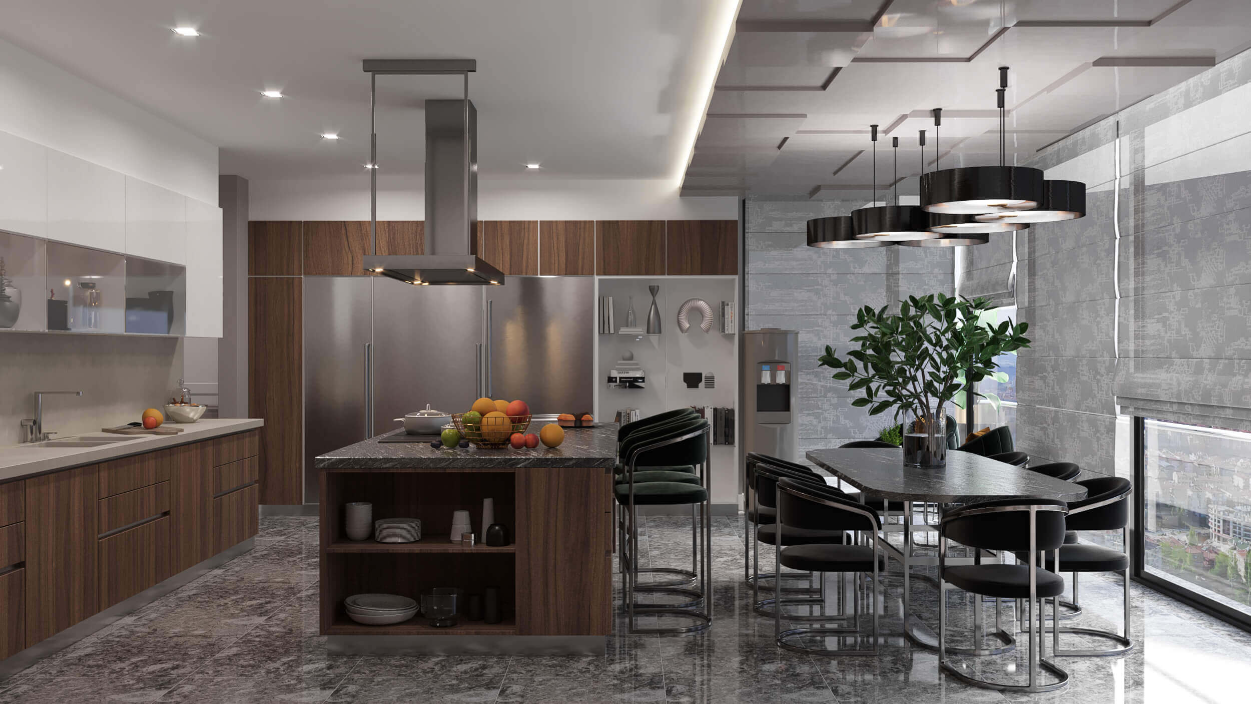 home inspiration 3966 TS Apartment Residential