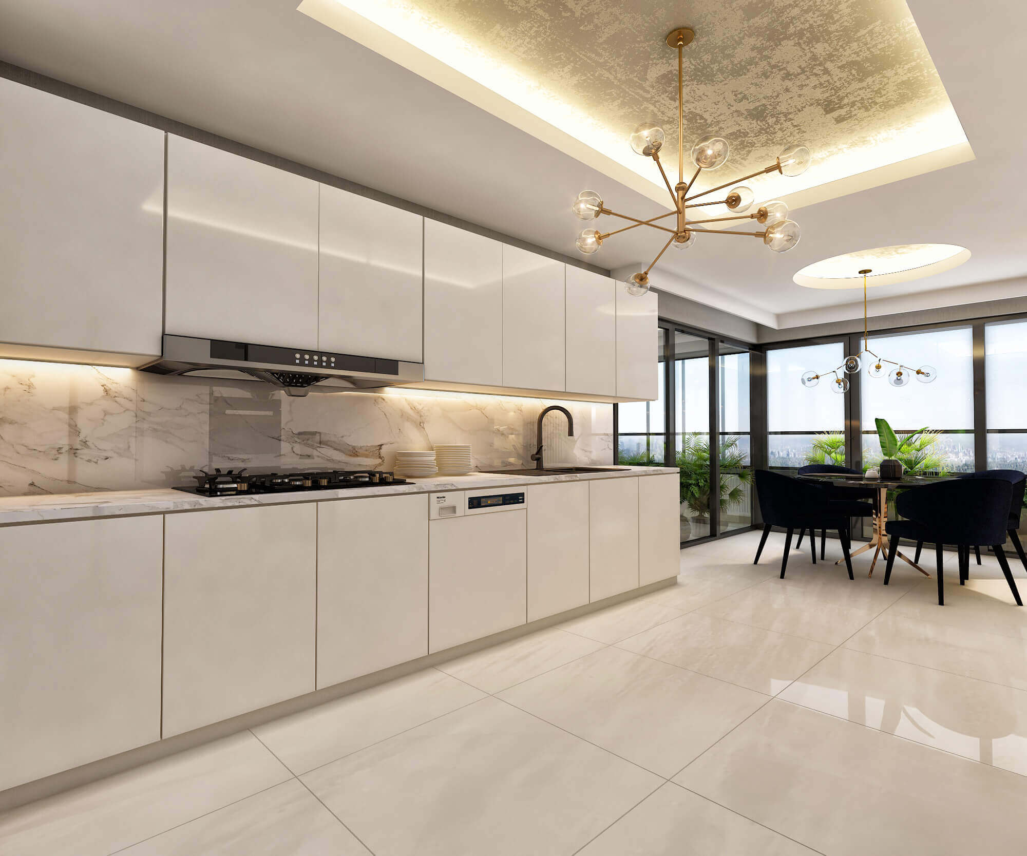 home inspiration 3987 SY Apartment Residential