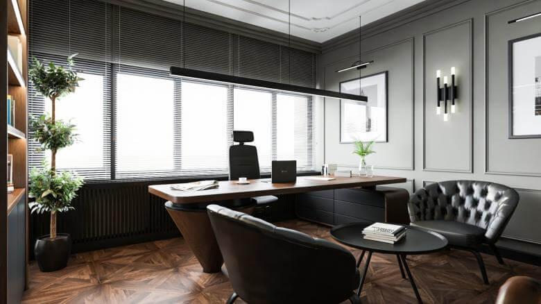 office design 4036 Basak AKGUN LAW Offices
