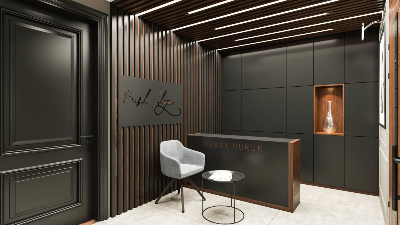 office project  4040 Basak AKGUN LAW Offices