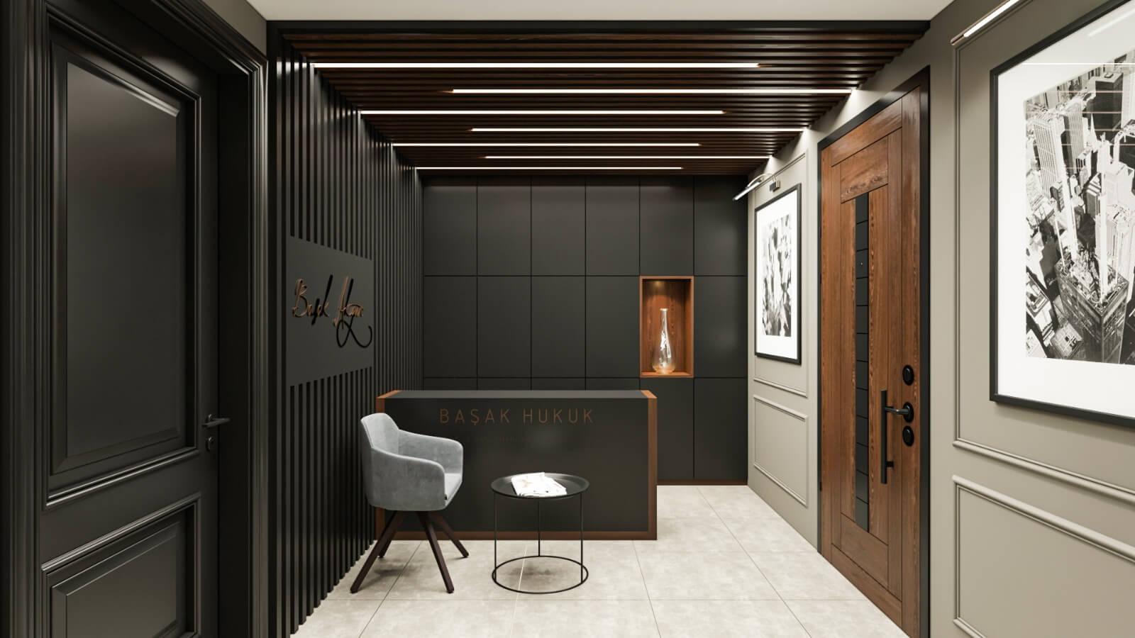 office design 4044 Basak AKGUN LAW Offices