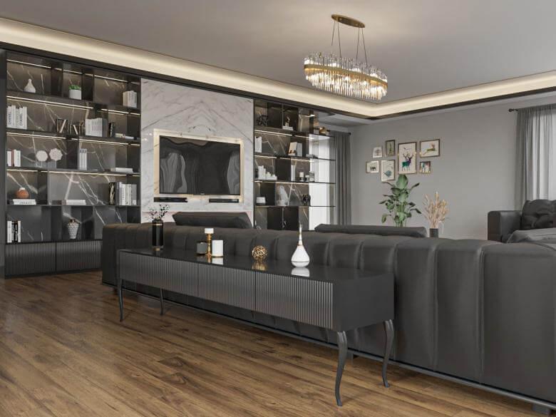 home inspiration 4096 SV Flat Residential