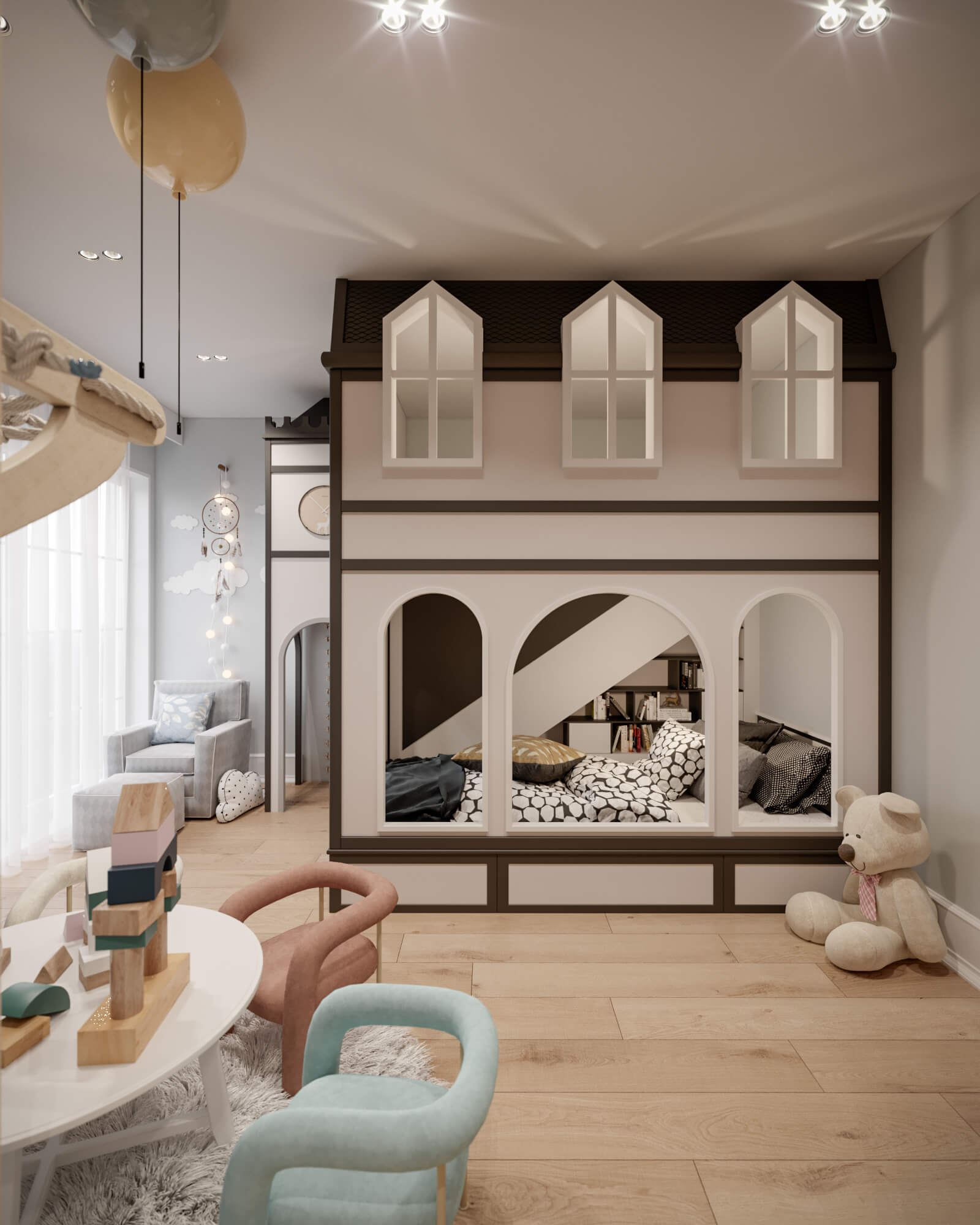 home inspiration 4287 Hekimkoy House Residential