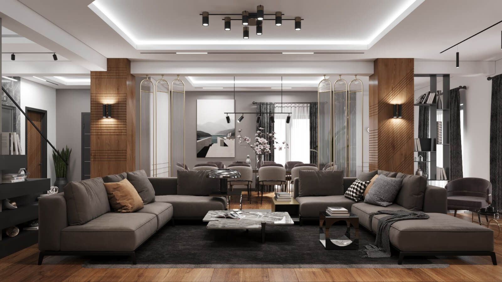 home decoration 4336 A. Kucukoz House Residential
