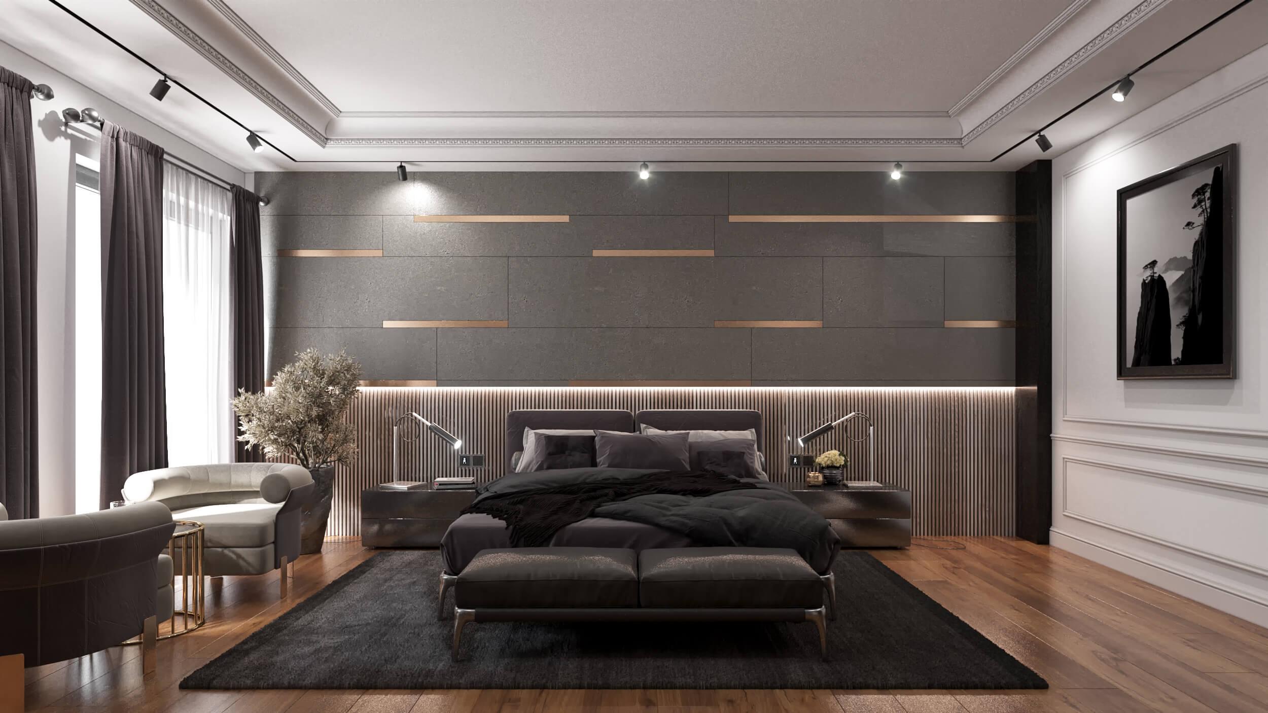 flat decoration 4340 A. Kucukoz House Residential