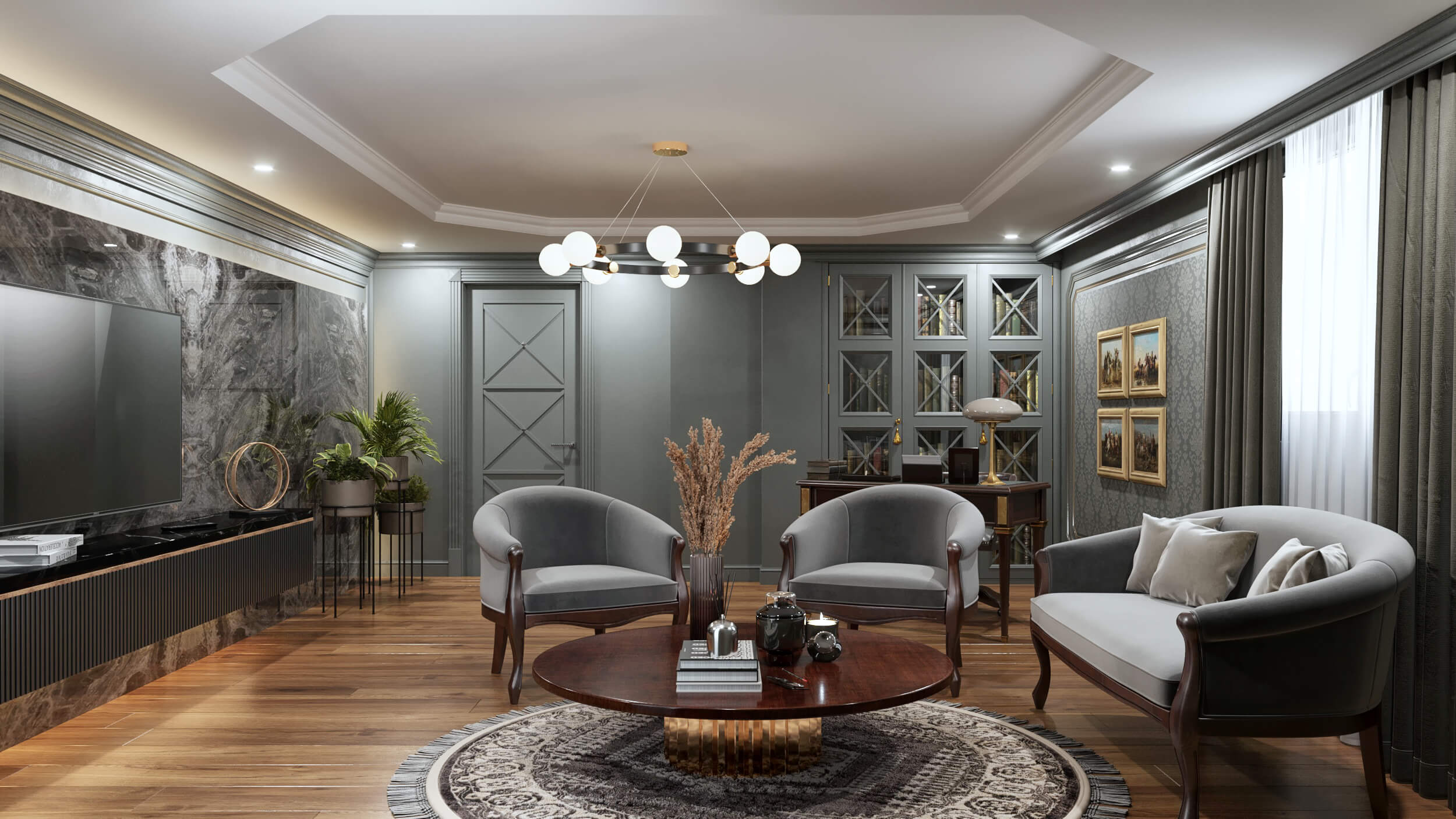 home decoration 4360 A. Kucukoz House Residential
