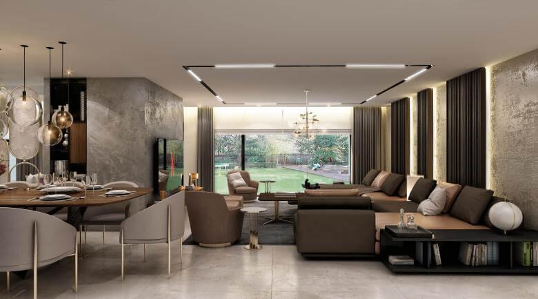 home inspiration 4382 Cemreler House Residential