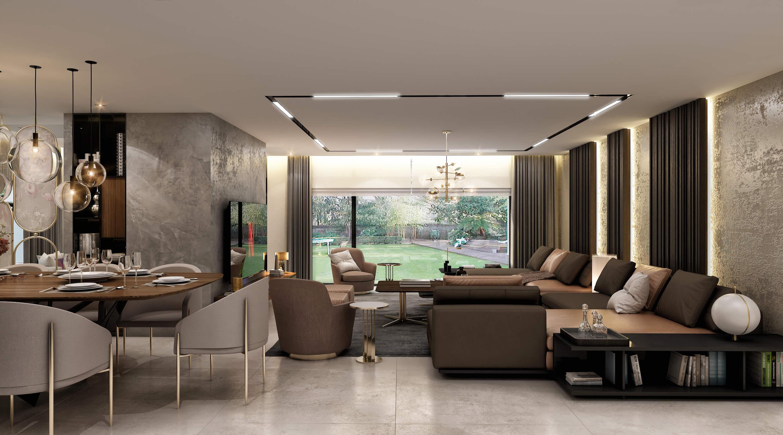 4382 Cemreler House Residential
