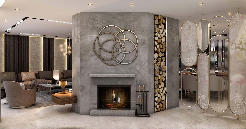 home inspiration 4386 Cemreler House Residential