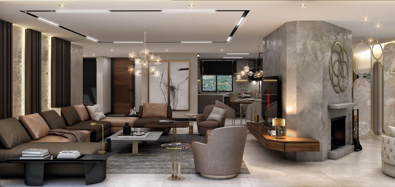 4388 Cemreler House Residential