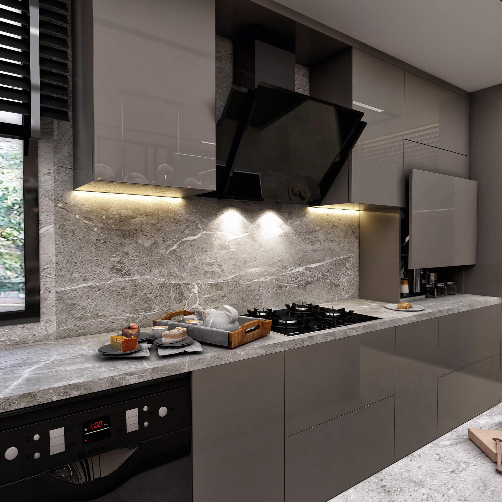 home inspiration 4395 Cemreler House Residential