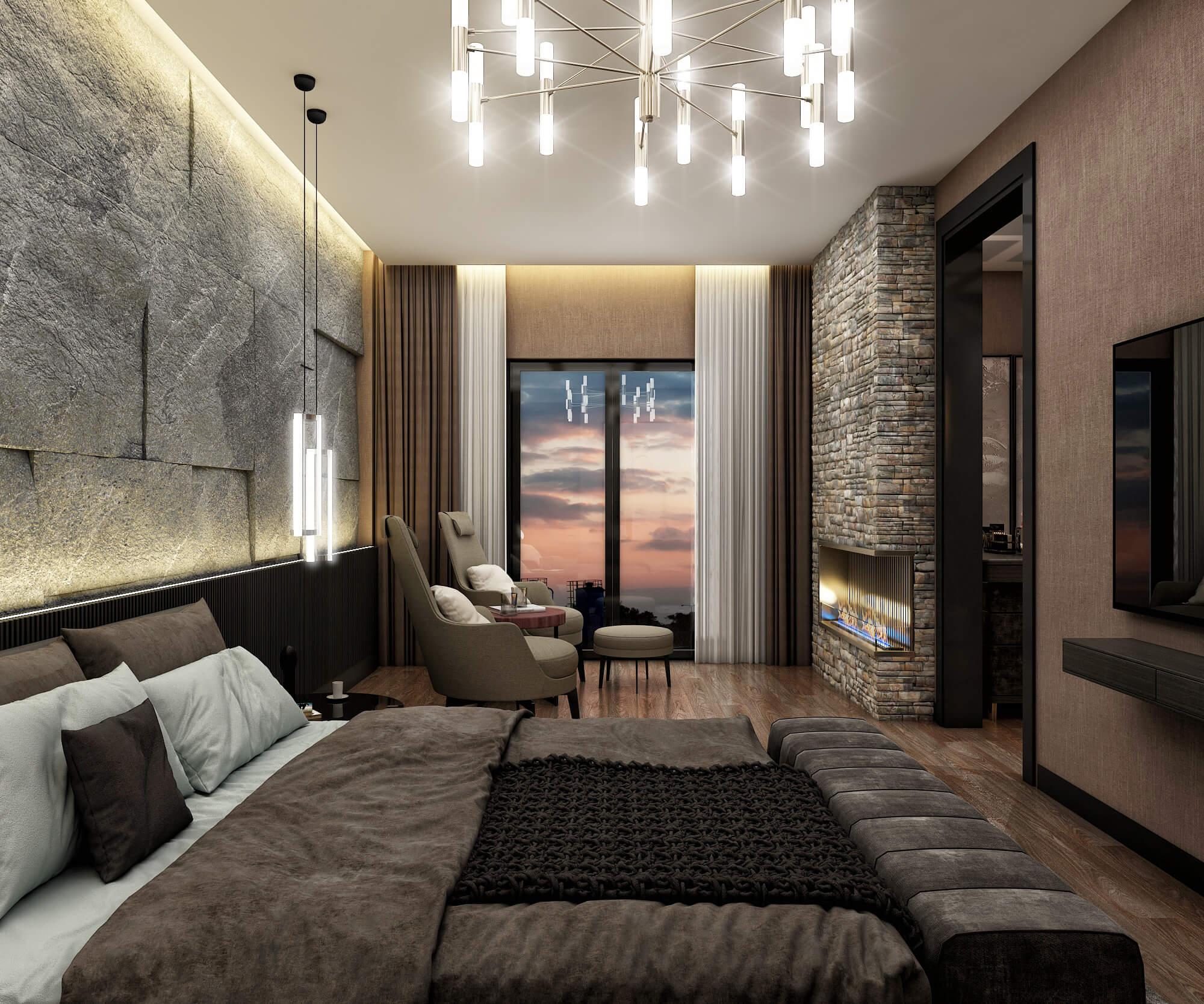 home inspiration 4416 Cemreler House Residential