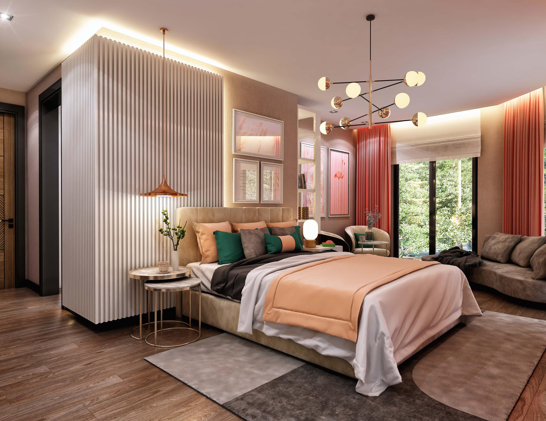 flat decoration 4420 Cemreler House Residential