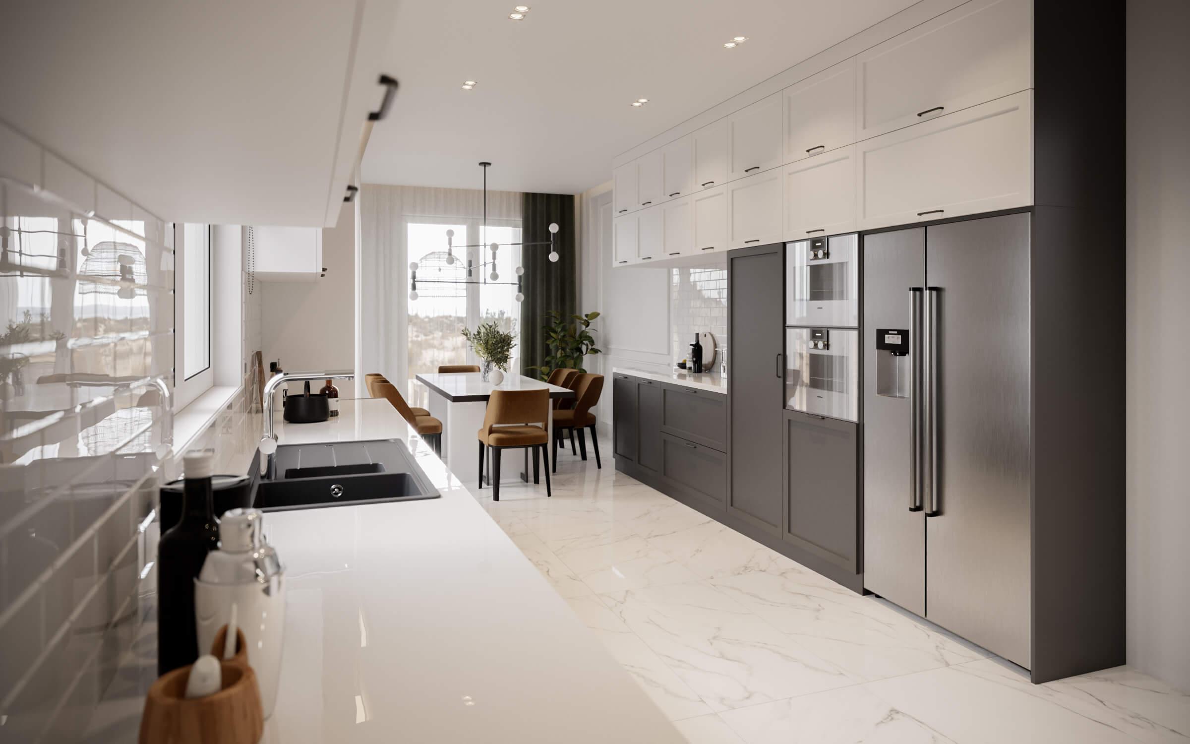 home inspiration 4437 Kardelen Koy House Residential