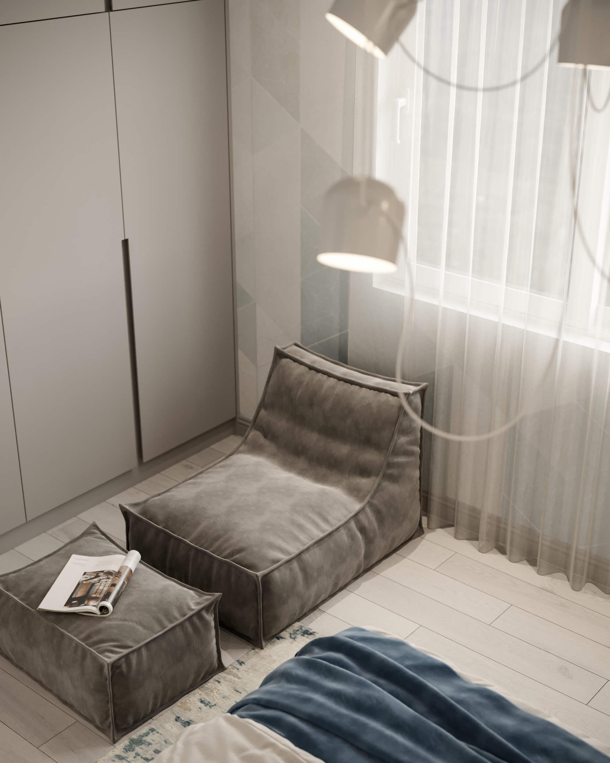 flat decoration 4460 Kardelen Koy House Residential