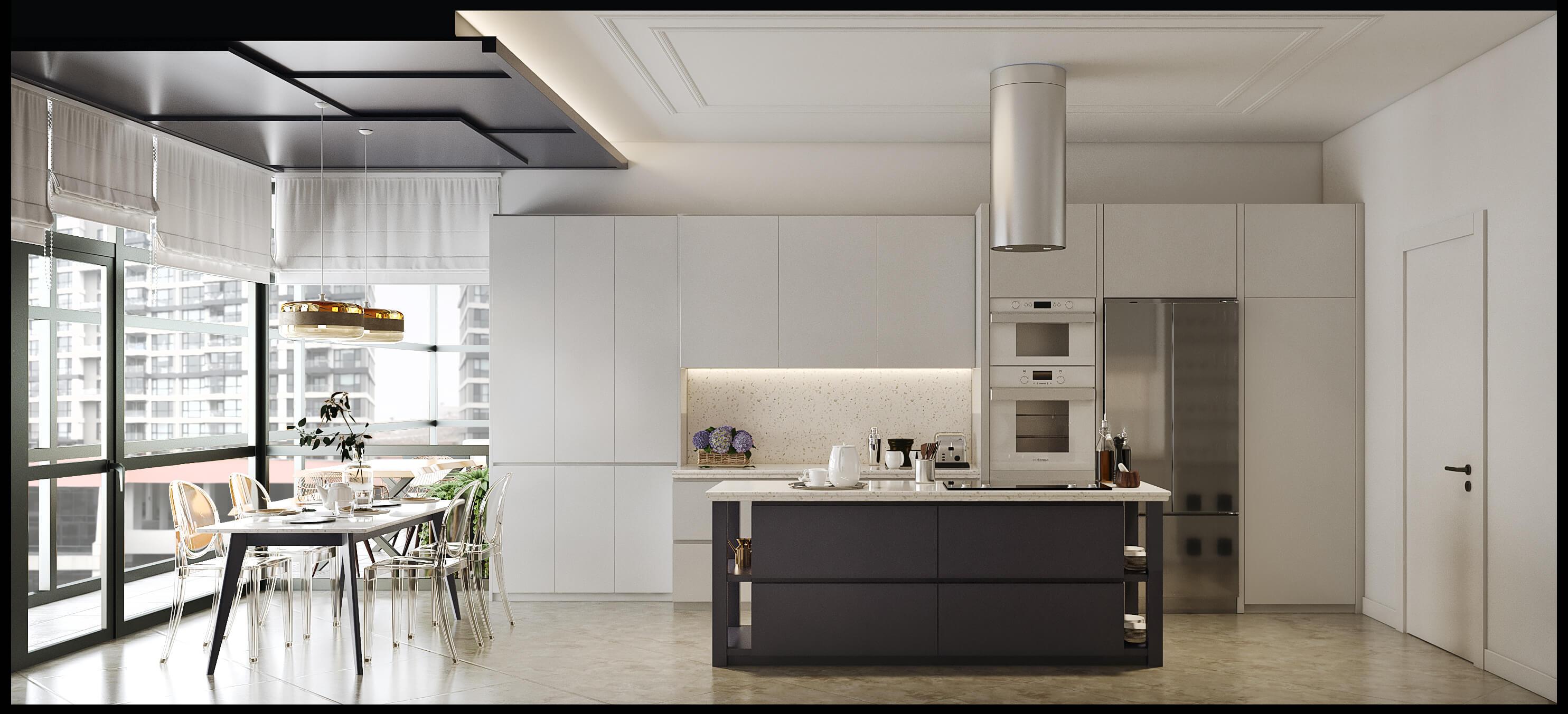 home inspiration 4482 Incek Prestij Dublex Apartment Residential