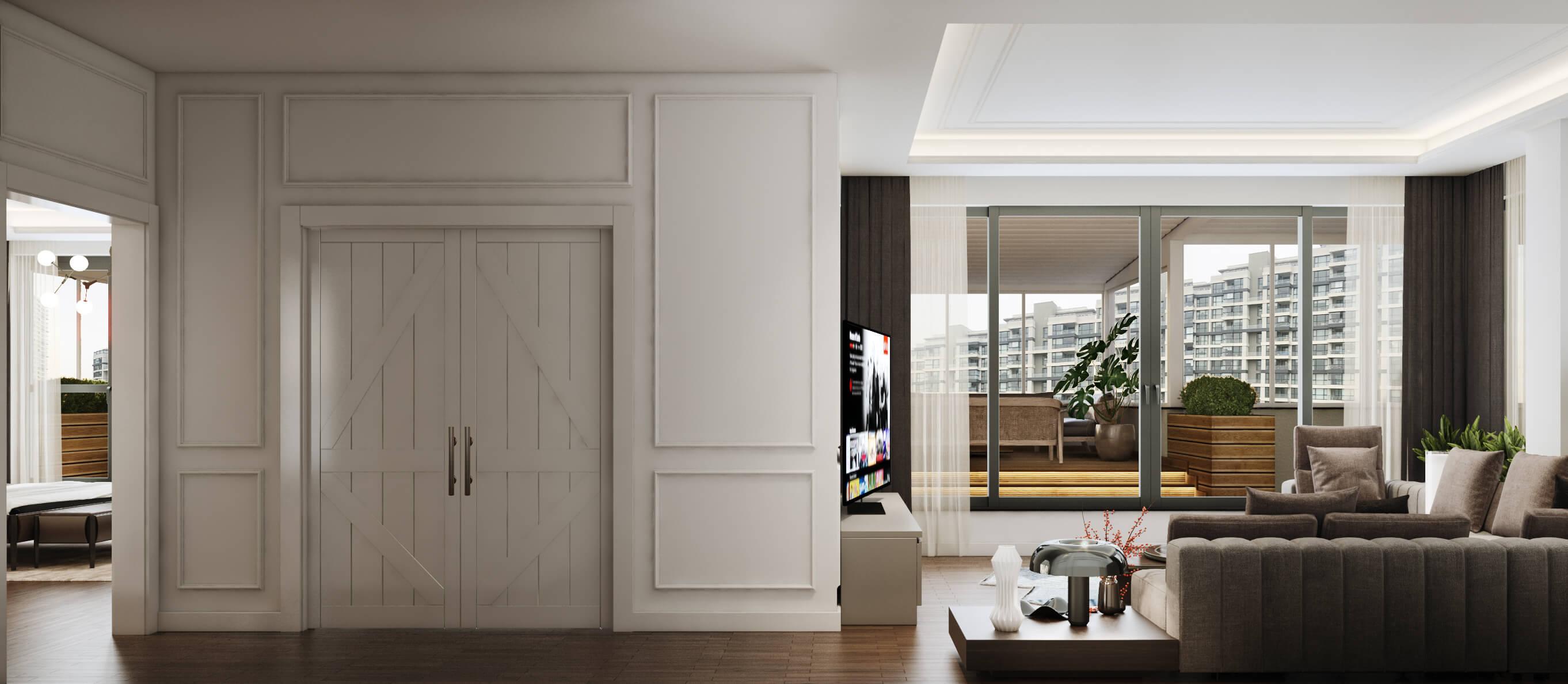 4492 Incek Prestij Dublex Apartment Residential