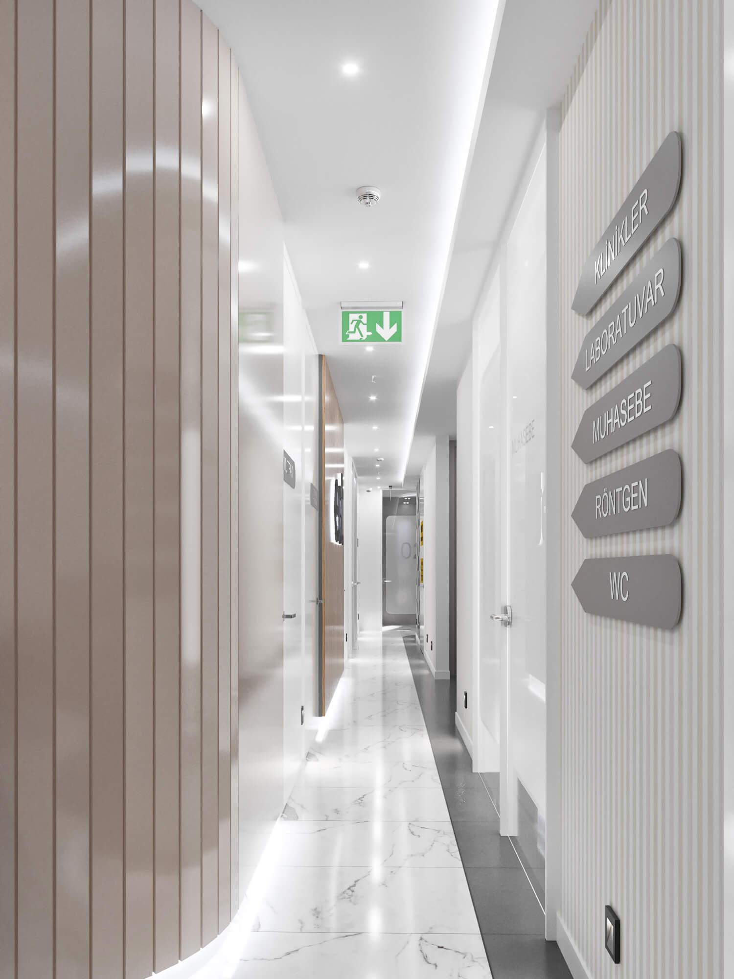 Mahall Ankara 4507 EOT Dental Clinic Healthcare