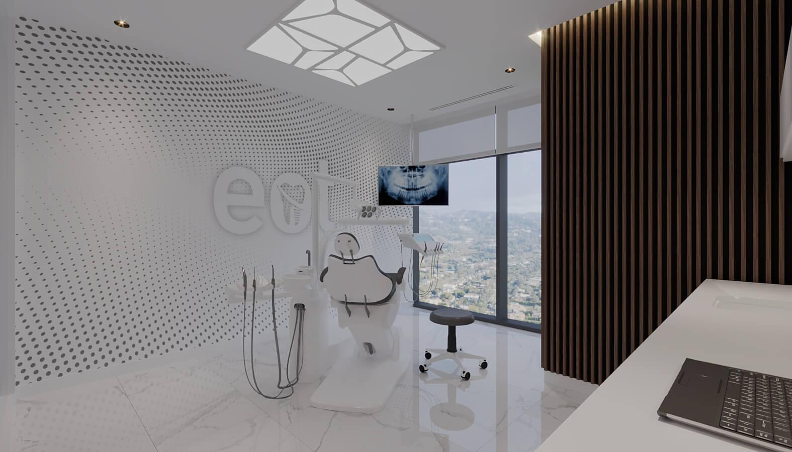Mahall Ankara 4517 EOT Dental Clinic Healthcare