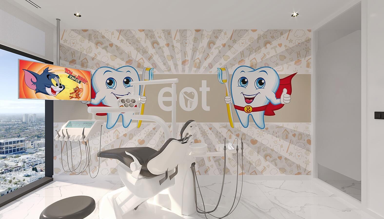 Beauty Center 4520 EOT Dental Clinic Healthcare