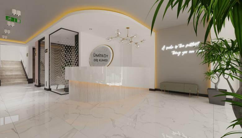 Ümitköy 4544 Ankara Dental Clinic Design Healthcare