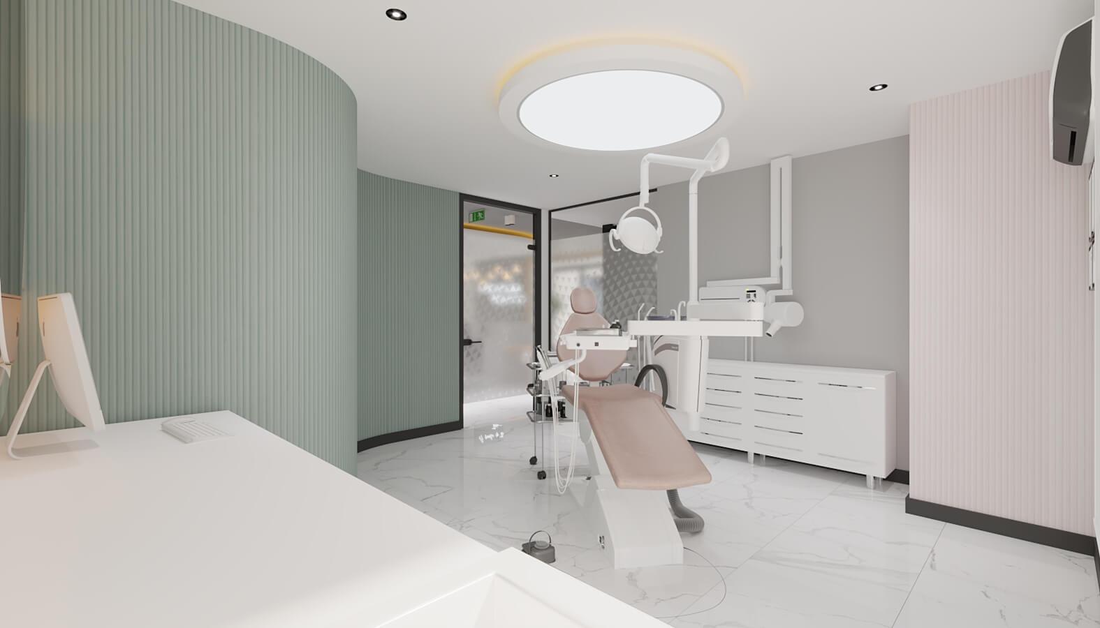 Surgery Clinic 4556 Ankara Dental Clinic Design Healthcare
