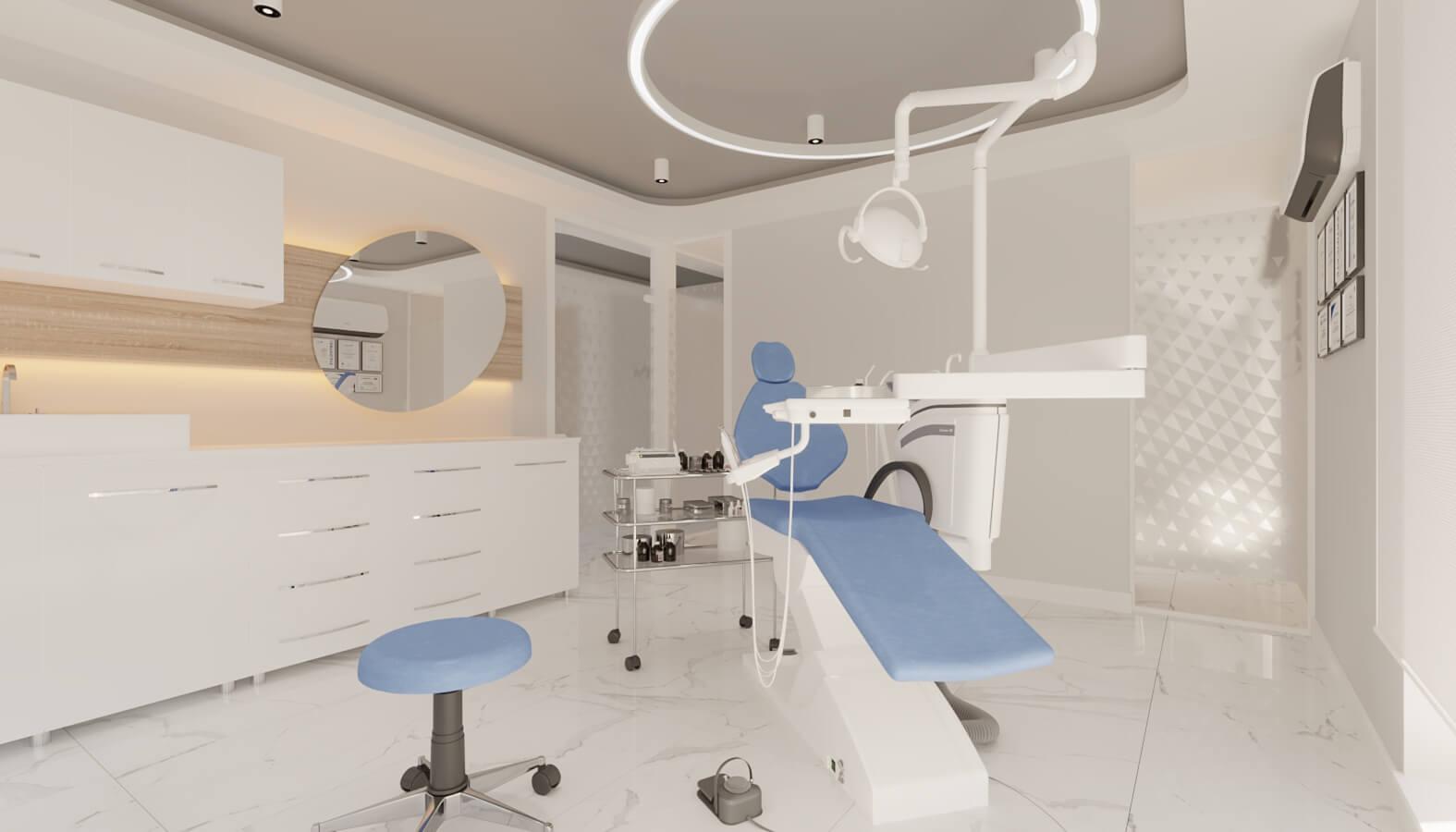 Surgery Clinic 4558 Ankara Dental Clinic Design Healthcare