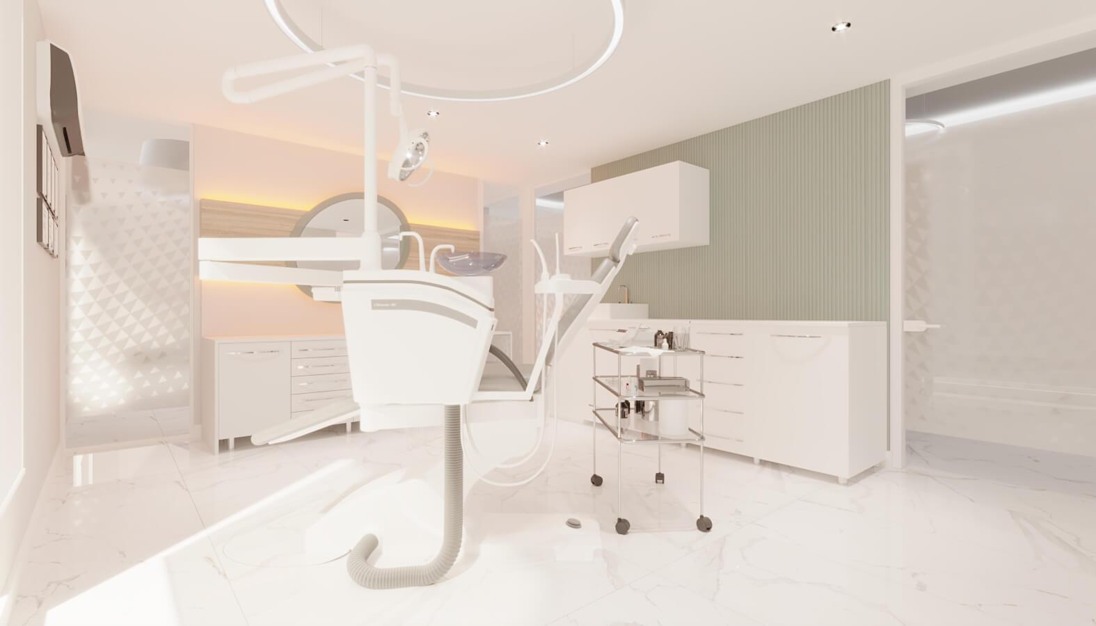Ümitköy 4559 Ankara Dental Clinic Design Healthcare
